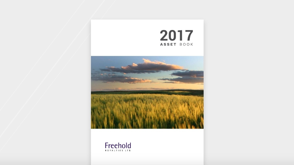 Freehold 2017 asset book